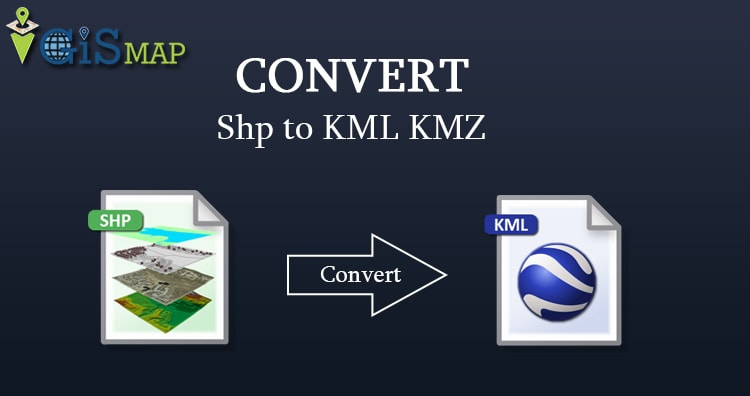 Convert Shapefile to kml by QGIS