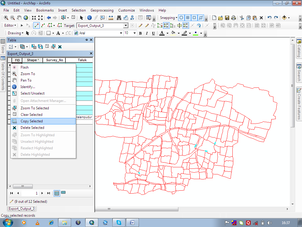 How to remove gaps from a polygon layer file in ArcGIS? - GIS MAP INFO