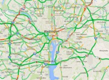 Know live Congestion or future traffic on Google map :  Desktop and Mobile
