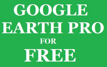 download google earth pro full version free