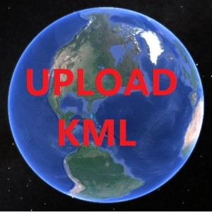 Upload or add kml or KML file on Google Earth