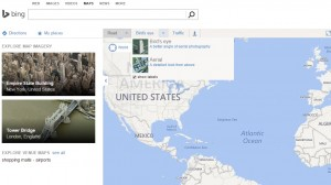 Bing Maps - Alternative to Google Maps - Classic old Map