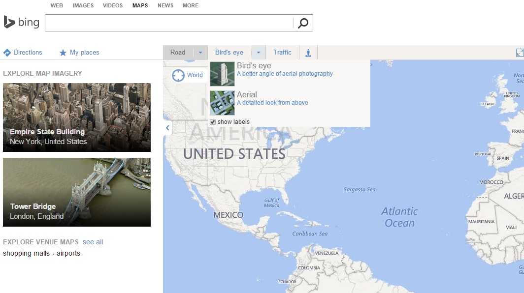 8 Best Alternative to Google Maps - Classic old Map - GIS