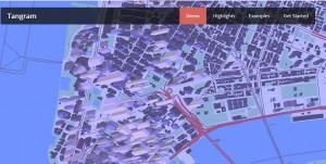 Tangram 3D Map