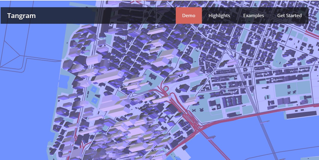 Everything about Web 3D Map - Examples, Tools, Library and