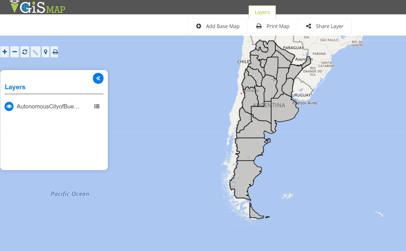 Convert shapefile to geojson