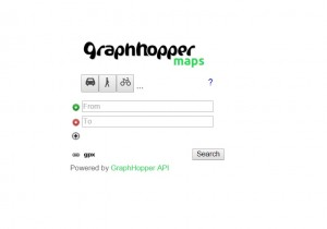 Graphhopper Map Direction API