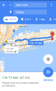 Google Map Routing - Avoid Tolls, ferries, Highways or Motorways
