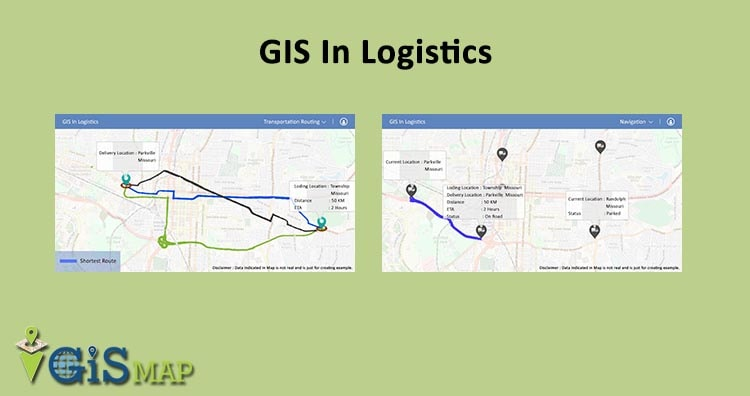 GIS in Logistics