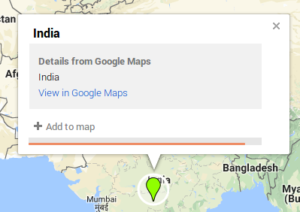 Embed Google map with 2 or more Markers for Web pages - GIS