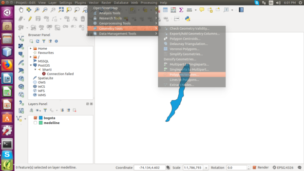 Split Sub Divide polygon layer using QGIS – Shapefile, kml, GeoJson