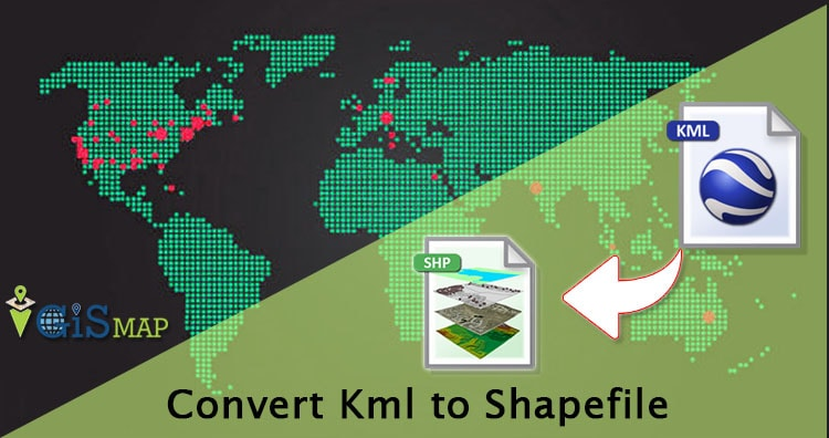 KML to SHP Shapefile – Convert