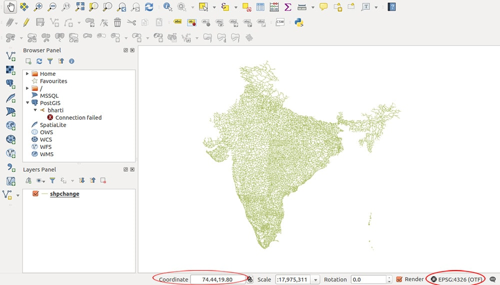 KML to SHP Shapefile - Convert