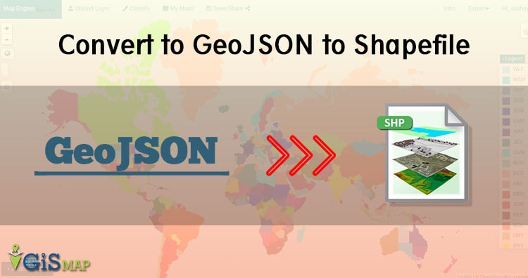 Convert Geojson to shapefile
