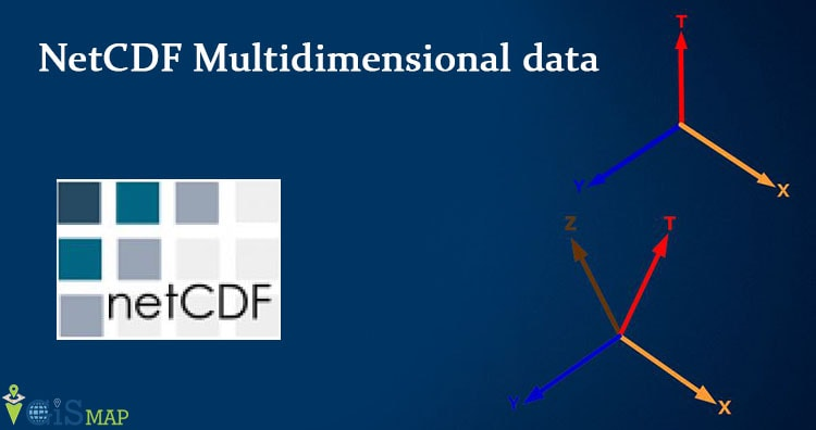 NetCDF Multidimensional data