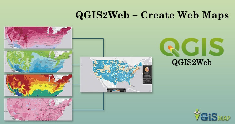 QGIS2Web – Create Web Maps
