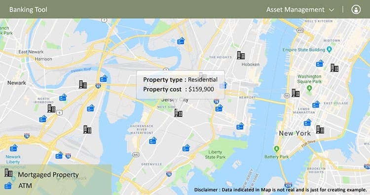 Asset- GIS in Banking Sector