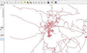 Creating a Basic Map - QGIS