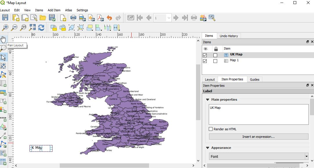QGIS 3 2 1- Download/export map in PDF, SVG, Image - GIS MAP INFO