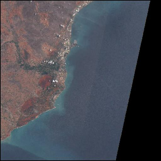 download free satellite images from sentinel