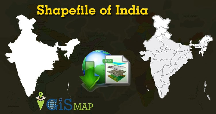 Download India Boundary shapefile free – Country Boundary line, States boundary, Assembly Constituencies,