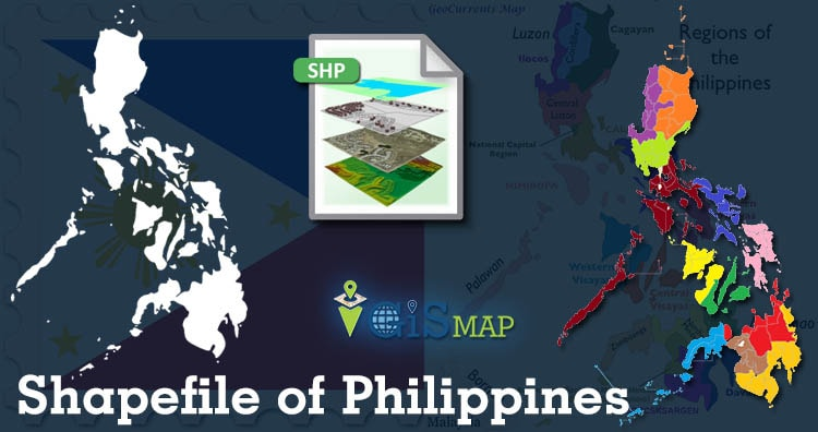 Download Philippines Barangay Shapefile free – Country boundary, polygon shapefile