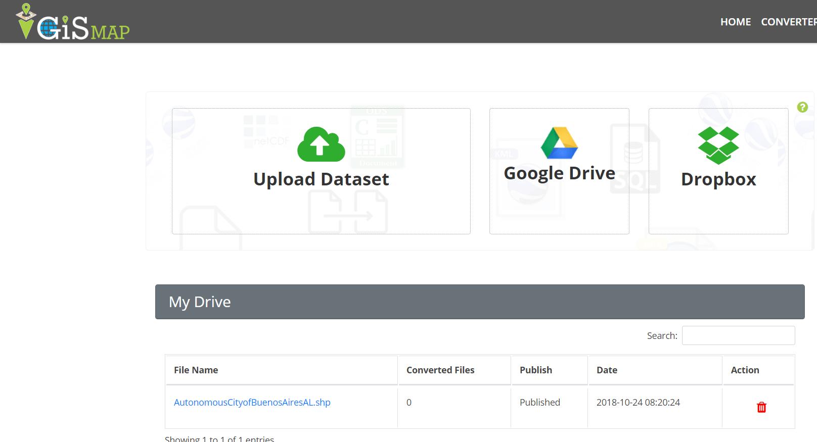 Download Tunisia Shapefile
