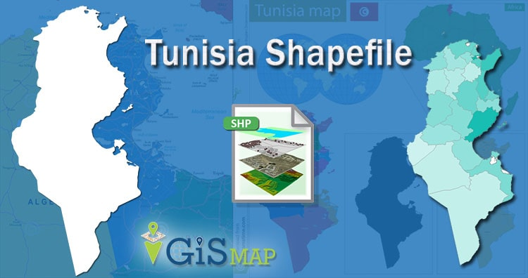 Download Tunisia Shapefile