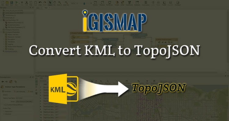 Convert KML to TopoJSON