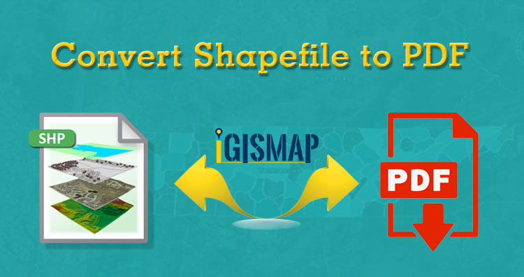 Convert Shapefile SHP to PDF