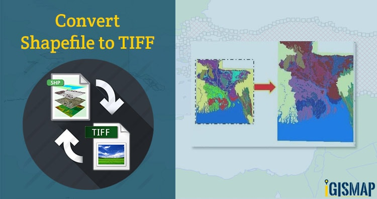 Convert Shapefile Shp to Tiff