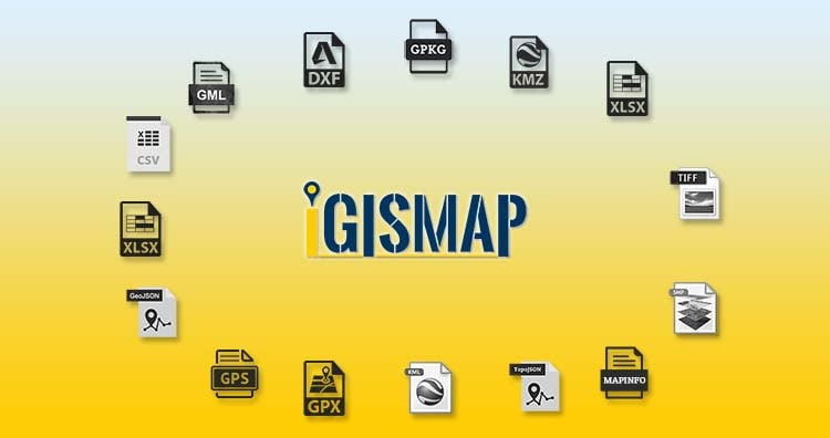 IGISMAP Data support - Carto alternative - ArcGIS alternative