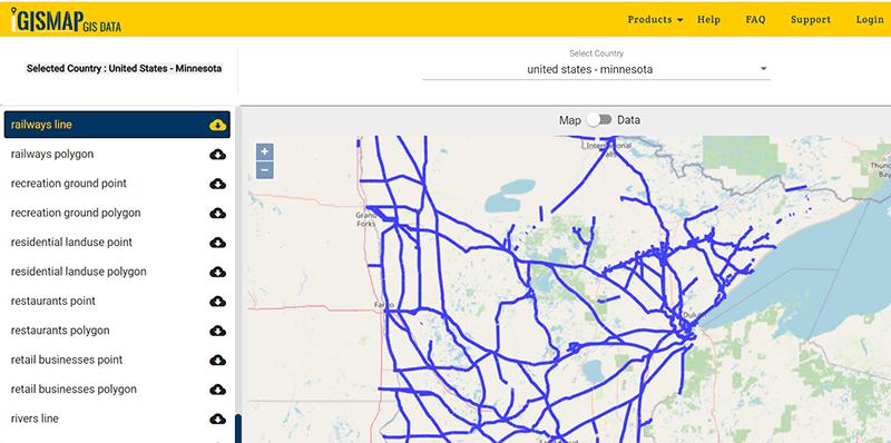 Minnesota Gis Maps