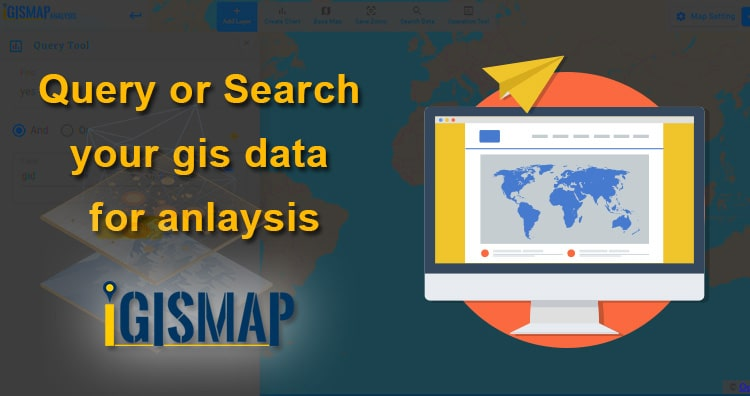 Search Data – Analysis of Map