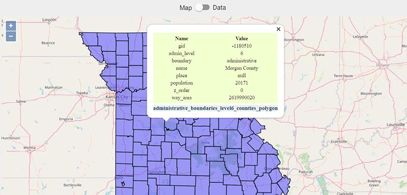 Missouri Gis Data