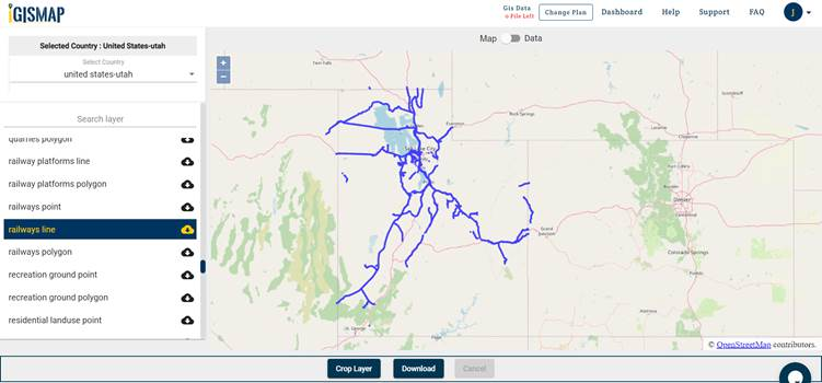 West Virginia gis maps